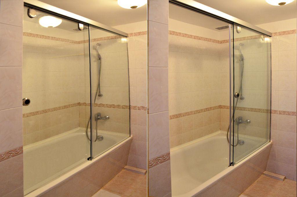 Двери для ванны