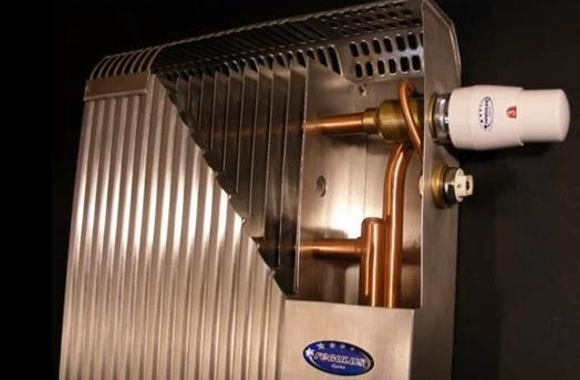 Строение радиатора