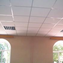 Делаем подвесные потолки своими руками