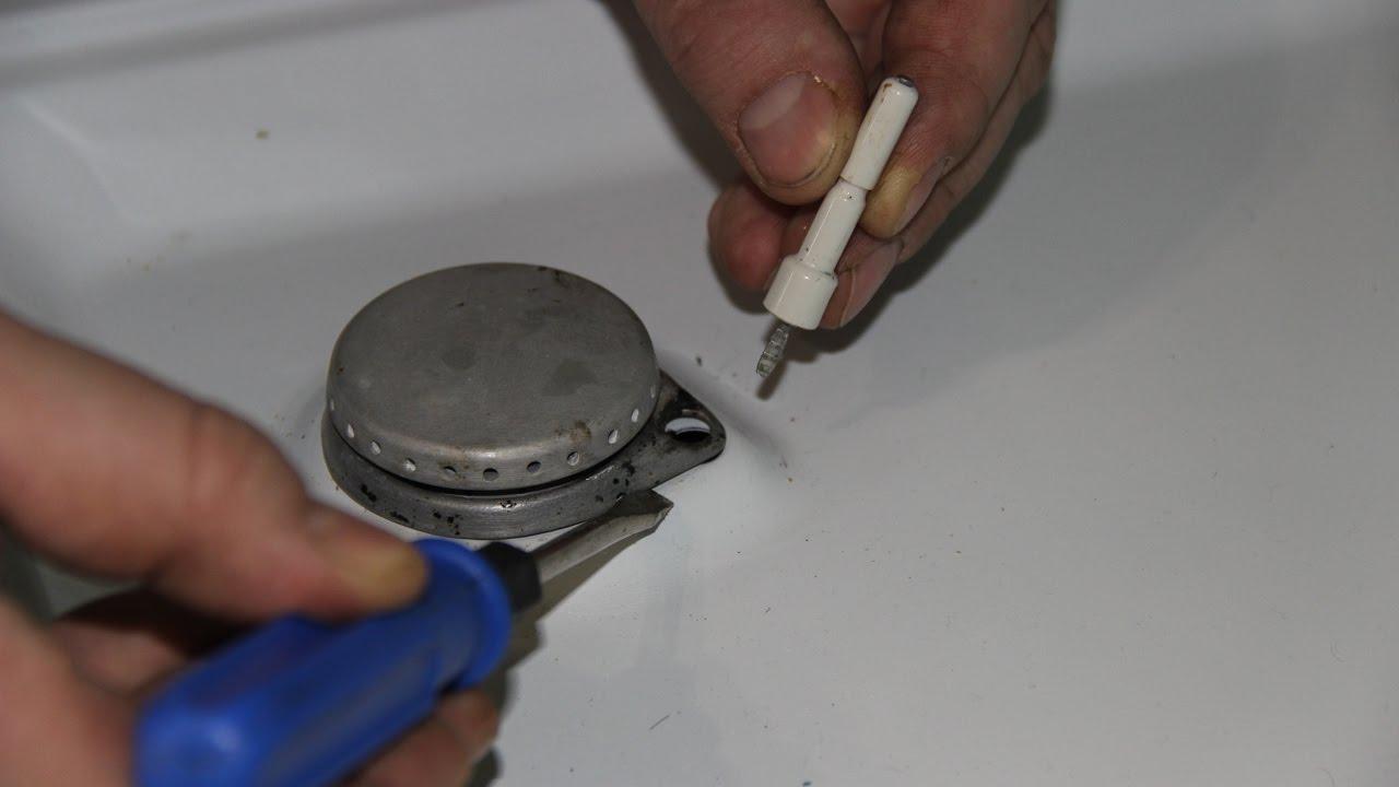 Пьезоэлемент ремонт своими руками