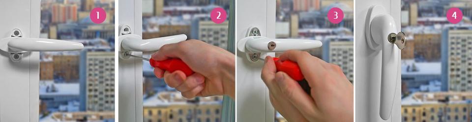 Как настроить пластиковое окно