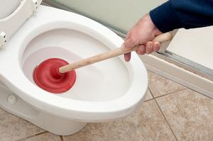 Вантуз для прочистки